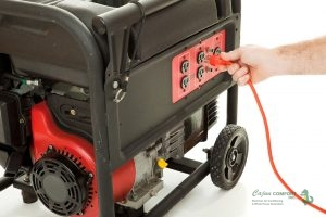 Generator Check from Cajun Comfort