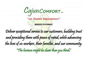Cajun comfort